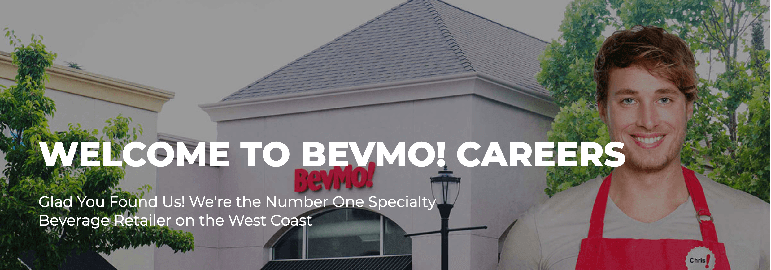 WELCOME TO BEVMO! CAREERS