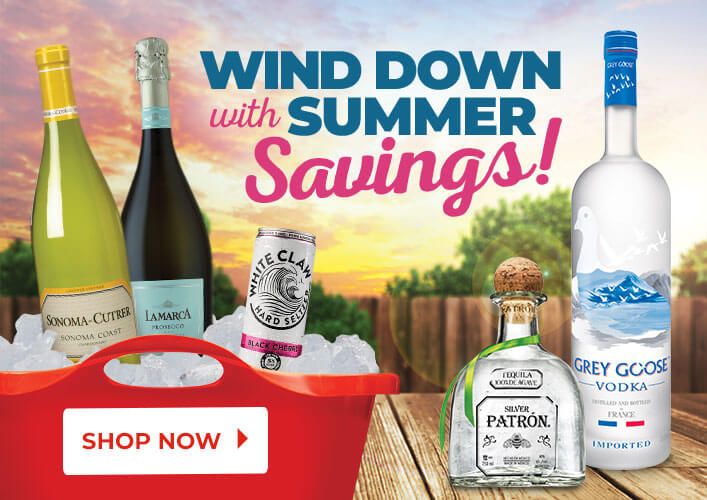 Wind Down With Summer Savings