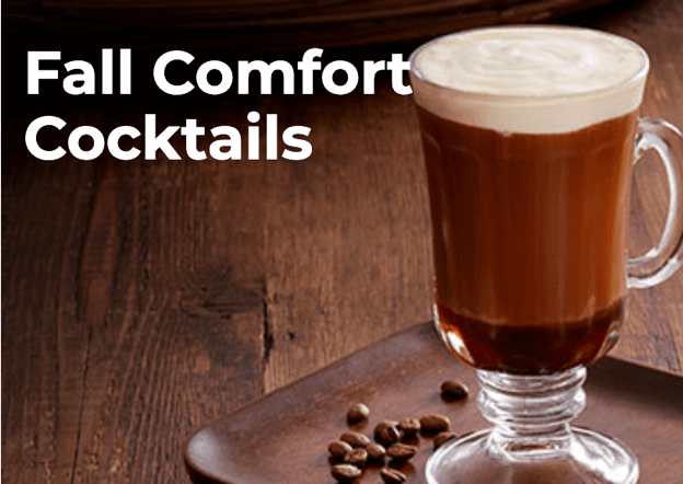 Fall Comfort Cocktails