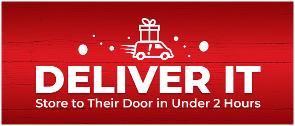 Deliver the Perfect Gift